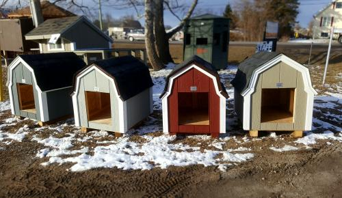 dog house made in canada