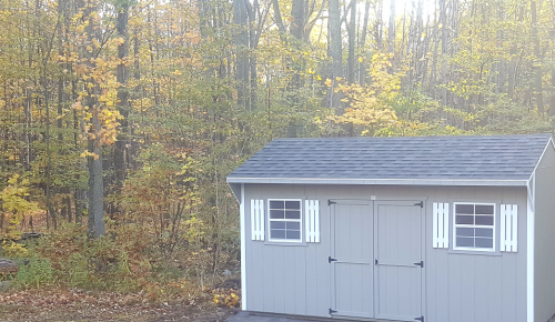 quality storage shed