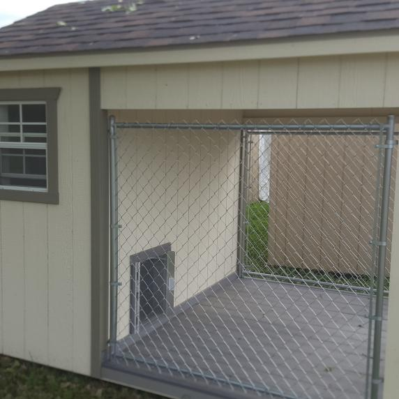 8x10 Kennel Traditional Style (1 Dog) Belleville Ontario