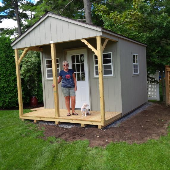 Cabin Style Storage Sheds Better Way Sheds