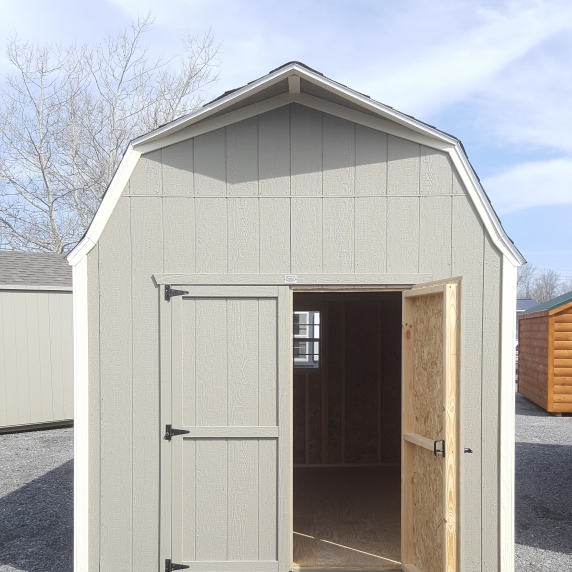 9x12 highwall style storage shed 3 999 better way sheds for 3999 roof