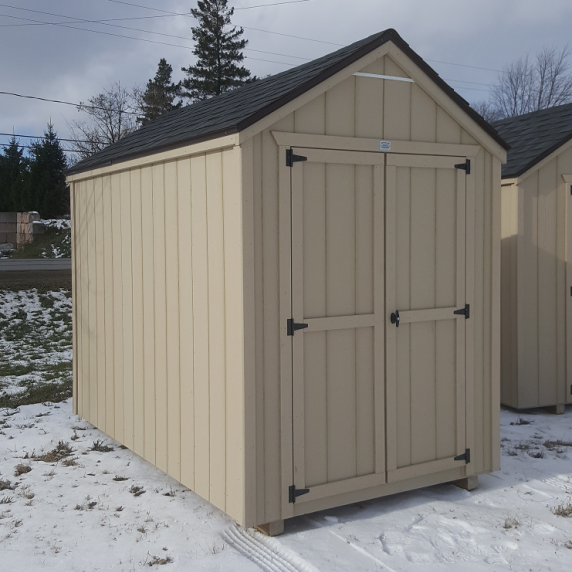 6x10 Journey Series Storage Shed. Currently Sold Out, But