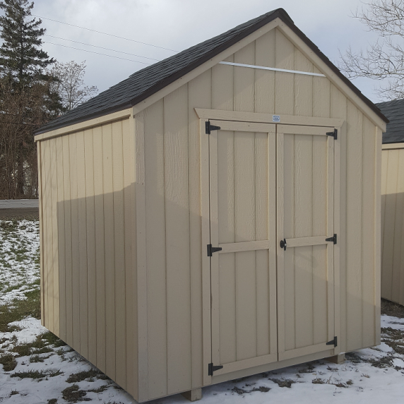 8x8 journey series storage shed made in Canada