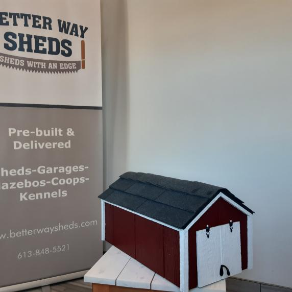 Custom_Mailbox_Betterwaysheds_handcrafted mailboxes